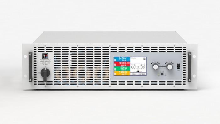 Электронная нагрузка с рекуперацией EA-ELR 9360-80 HP 3U фотография №1