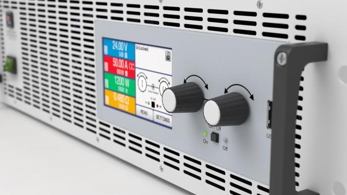 Программируемая электронная нагрузка EA-EL 9200-420 B 6U фотография №2