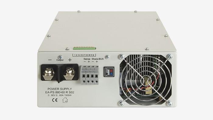 Встраиваемый программируемый блок питания EA-PS 8160-04 R фотография №3