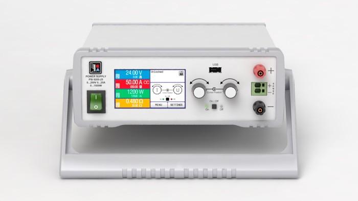 Программируемая электронная нагрузка EA-EL 9080-60 DT фотография №1