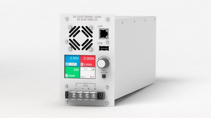 Модульная электронная нагрузка с рекуперацией EA-ELM 5200-12 фотография №2