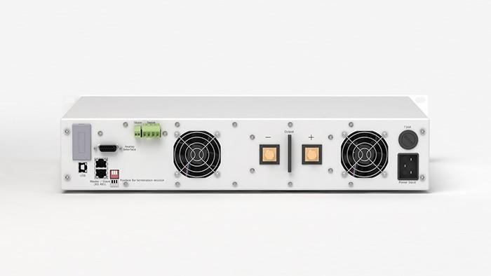 Программируемая электронная нагрузка EA-EL 9360-20 B HP 2U фотография №3