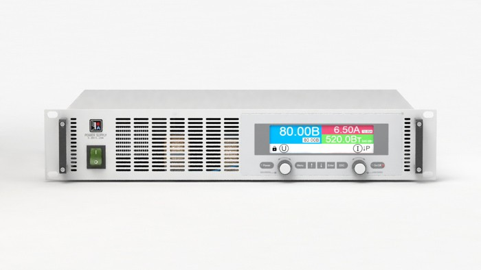 Программируемый источник питания EA-PS 9500-10 2U фотография №1