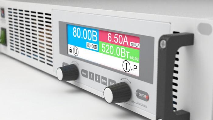 Программируемый источник питания EA-PS 9500-10 2U фотография №2