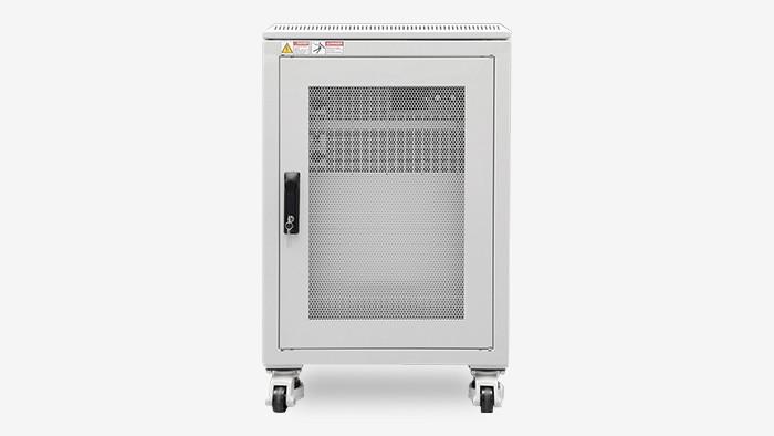 Шкаф с высокомощными источниками EA-PSI 9200-630 15U фотография №1