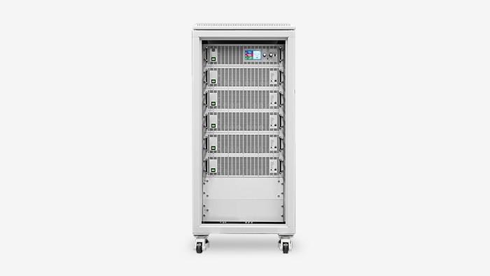 Шкаф с высокомощными источниками EA-PSI 91500-150 24U фотография №1