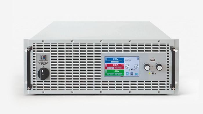 Электронная нагрузка с рекуперацией EA-ELR 10060-1000 4U фотография №1