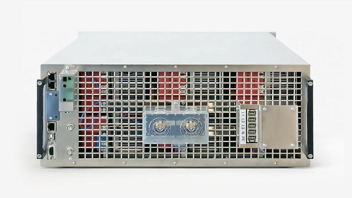 Электронная нагрузка с рекуперацией EA-ELR 10060-1000 4U фотография №2